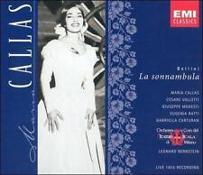 Bellini: La sonnambula (2CDs) / Callas, Valletti, Bernstein