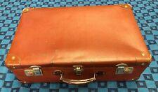 Belle ancienne valise rétro vintage H 20 L 65 l 37 cm #18