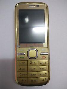 Nokia C5-00 Original Cellphone(Refurbished) 3.15MP Bluetooth Camera Mobile Phone