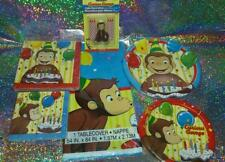 Curious George Birthday Party Package