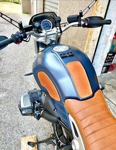 Bmw R Nine T Scrambler  Pads Serbatoio Cuoio Toscano 4mm