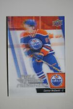 2015-16 15-16 Upper Deck Full Force Freshman #101 Connor McDavid