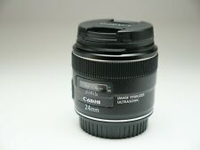 Canon EF 24mm f/2.8 IS USM Image Stabilizer Ultrasonic Black Lens
