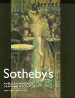 Sothebys /// American Paintings Auction Catalog Wyeth Post Auction Catalog 2004