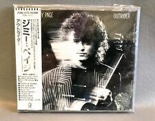 Jimmy Page Outrider cd Sealed Japanese Import