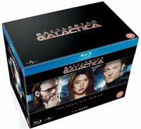 Battlestar Galactica  The Complete Series [Bluray] [2004] [Region Free] [DVD]