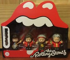 ROLLING STONES LITTLE PEOPLE FISHER PRICE FIGURE SET SPECIAL EDITION BRAND NEW