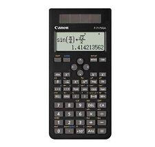 CANON F-717SGA. Scientific Calculator. BLACK - Brand New - ***FREE POSTAGE***