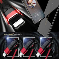 3in1 Multi Charger Cable Cord Lighting TypeC Micro USB Data Sync Fast Charging0c