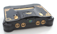 Custom Painted Link Legend of Zelda Ocarina of Time Nintendo 64 N64 Console