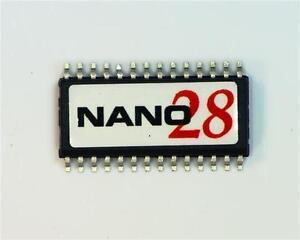 Nano 28 SOIC SM BASIC Microcontroller IC ROBOTICS ELECTRONICS ARDUINO CPU