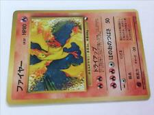 Japanese Pokemon Card Moltres Quick Starter Gift set Vending Excellent Japonaise