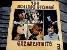ROLLING  STONES GREATEST HITS 2 RECORD SET~RELEASED 1977~EXCELLENT CONDITION