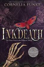 Inkdeath (Inkheart Trilogy), By Cornelia Funke,in Used but Acceptable condition