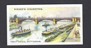 EDWARDS, RINGER & BIGG - CELEBRATED BRIDGES - #19 TRENT BRIDGE, NOTTINGHAM