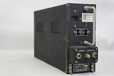 Vintage Delta Air Lines Collins Radio 51X-2 VHF Receiver Navigation Com NAV/COM
