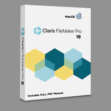FileMaker Pro 19 Full Lifetime License - macOS & Win64 - Fast Delivery Today