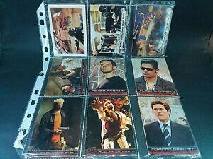 2002 Topps Spider Man Marvel Trading Cards Lot of 9, Original Movie - NO RESERVE