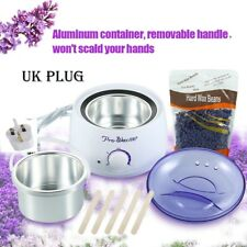 500ML Warmer Handle Pot Wax Waxing Heater Hair Removal hot  Machine +beans  set