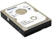 160 GB IDE Maxtor 6L160P0 7200 RPM 8MB Festplatte intern