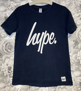 Boys Age 11-12 Years - Hype T Shirt