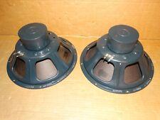 """1 - Vintage Jensen 12"""" Speaker*1962& 1963*AlNiCo*P12N *Fender(2 available)"""