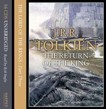 The Return Of King - Audio CD di J. R. R. Tolkien Libro con Copertina Rigida