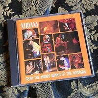 NIRVANA FROM THE MUDDY BANKS... CD KURT COBAIN Geffen EU