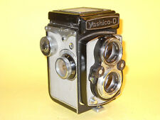 Yashica D - vintage TLR for parts or repair