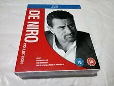 The Robert De Niro Collection: Blu-ray used