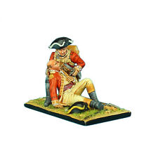 First Legion: AWI055 British 22nd Foot Wounded Colonel Given Water