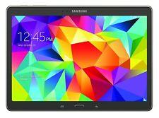 Samsung Galaxy Tab S SM-T807T 16GB, Wi-Fi + 4G (T-Mobile), 10.5in - Titanium Bro