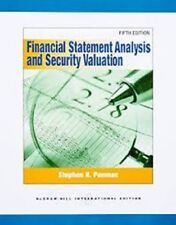 Financial Statement Analysis and Security Valuation 5e by Stephen H. Penman