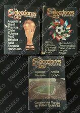 COLECCION 24 REVISTAS SELECCIONES DE ORO MUNDIAL ESPAÑA 82