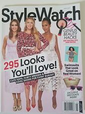 STYLE WATCH MAY 2017 BRAND NEW MAGAZINE 295 LOOKS YOU'LL LOVE
