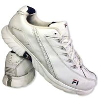 Fila Mens Air plus Trainers UK size 8 in white