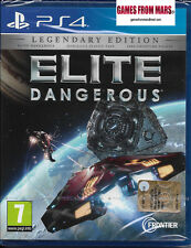 ELITE DANGEROUS LEGENDARY EDITION / PS4 / NUOVO PLAYSTATION 4