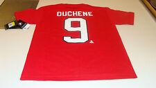 Team Canada 2014 Sochi Winter Olympics Hockey S Red Matt Duchene T Shirt