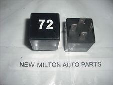 2 x GENUINE  VW VOLKSWAGEN SHARAN GOLF MK3  POLO MK4  REAR WINDOW WIPER RELAY 72