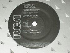 """LONDON BEAT Failing In Love Again 1988 OZ 7"""" NM"""