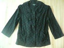 BRAND NEW Black Jacket with 3/4 sleeves