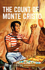 Classics Illustrated Hardback The Count of Monte Cristo (Alexandre Dumas) (New)