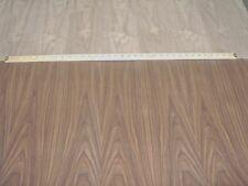 "Walnut wood veneer 24"" x 48"" with wood backer (2' x 4' x 1/25th"") ""A"" grade"