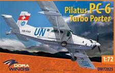 Dora Wings Models 1/72 Pilatus Pc-6 Turbo Porter