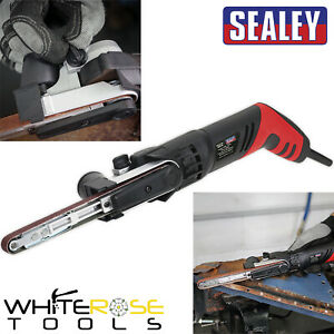 Sealey Belt Sander 260W Variable Speed Adjustable Arm 12 x 456mm 230V SBS260