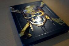 Pirates of the Caribbean 5 Salazars Rache 3D Steelbook Blu-ray Fluch der Karibik