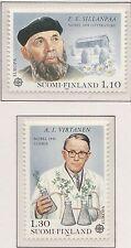 Europa CEPT 1980 Beroemde personen Finland 867-868 - Postfris MNH