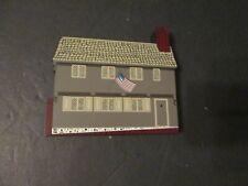 1997 Shelia'S Houses Paul Revere House Ii Boston Mass. Rp Lot # 11007