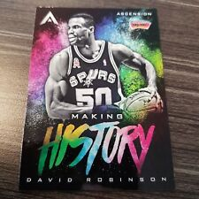 2017-18 Panini Ascension MAKING HISTORY insert Pick your card Complete Your Set
