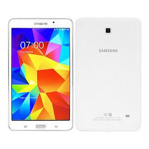 Samsung Galaxy Tab 4 7.0 7 inch SM-T230 Tablet - 8GB White UK SHIPPING Unlocked